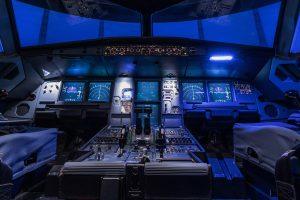 gps cockpit view